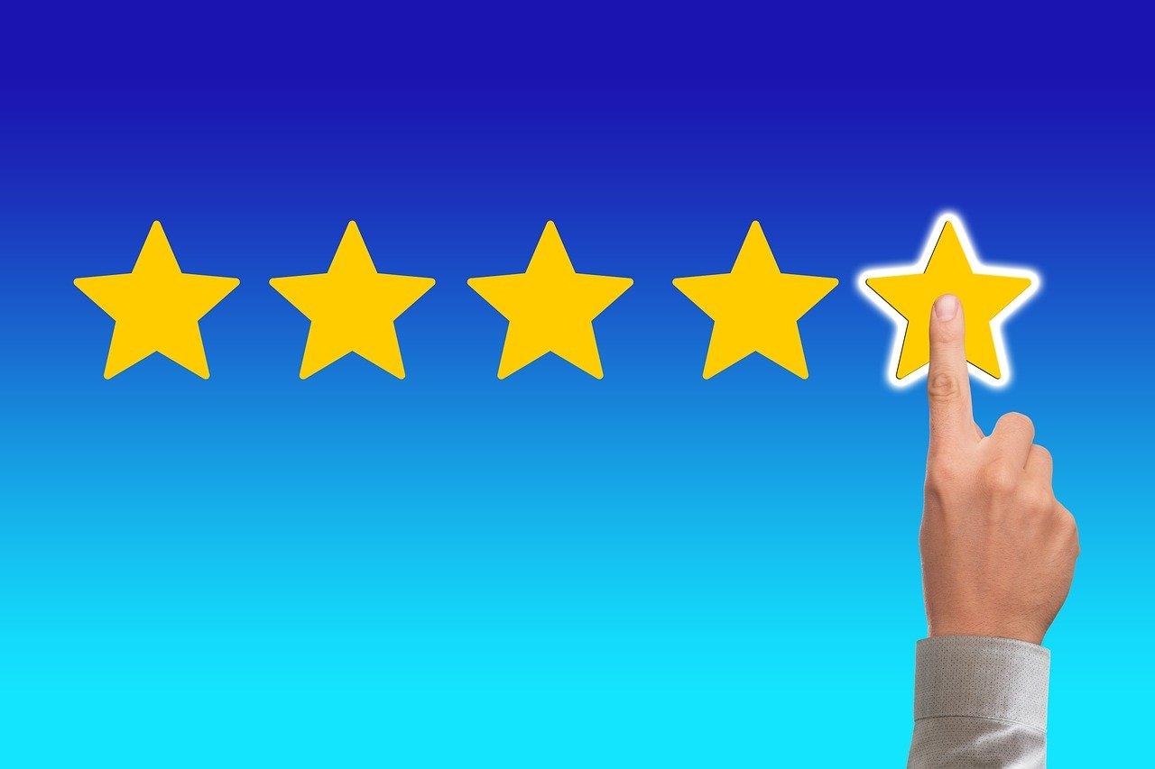 Vevői értékelések